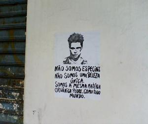 brad pitt, clube da luta, and fight club image