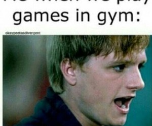 funny, game, and gym image