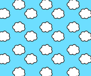 nuvens, wallpaper, and fundo image