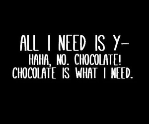 chocolate and funny image