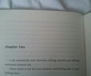book, killing, and quotes image
