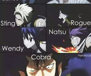 fairy tail and dragons slayers image