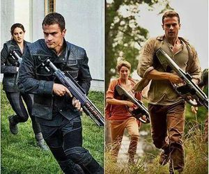 four, movie, and divergent series image