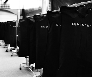 fashion, Givenchy, and black image