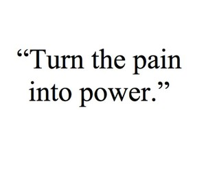 quotes, power, and pain image