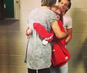 that should be me, niall, and directioner image