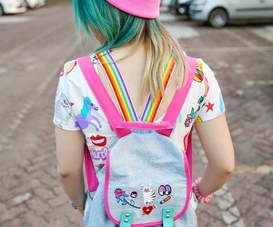 style, cool, and girl image