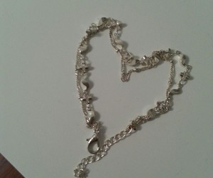 beautiful, hearts, and jewellery image