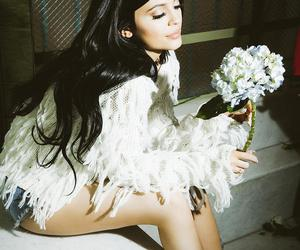 kylie jenner, jenner, and flowers image
