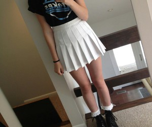 aa, american apparel, and boots image