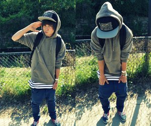 boy and swag image