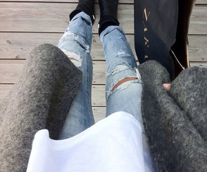 fashion, Zara, and outfit image