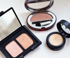 makeup, cosmetics, and beauty image