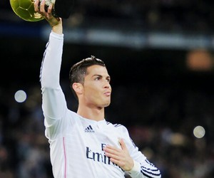real madrid, ballon d'or, and football image