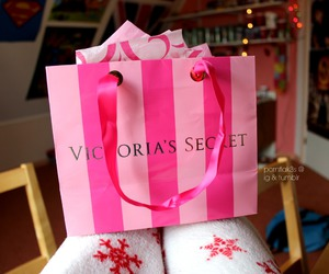 girl, Victoria's Secret, and clothes image