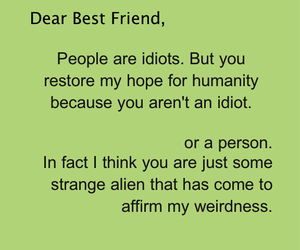 alien, best friends, and Giulia image