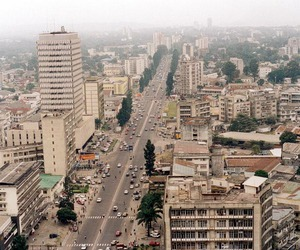 city, congo, and ville image