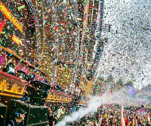 party, Tomorrowland, and fun image