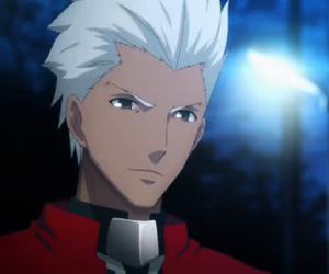 archer, unlimited blade works, and fate image