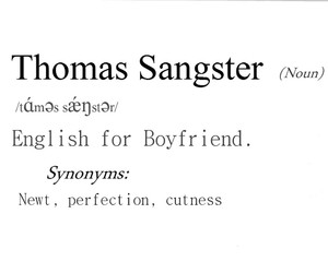 definition, newt, and thomas sangster image