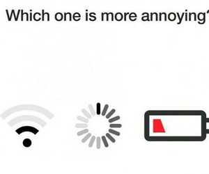 annoying, wifi, and lol image