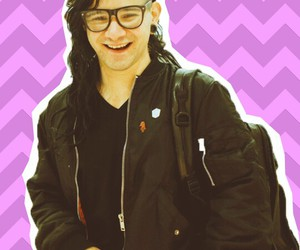 birthday, sonny moore, and skrillex image