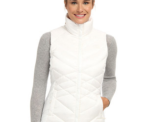 vest, the north face, and womens image