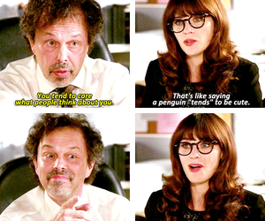 quotes, new girl, and jess day image