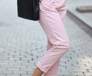 fashion, casual, and chic image