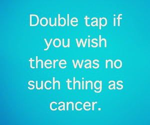cancer, diseases, and wish image