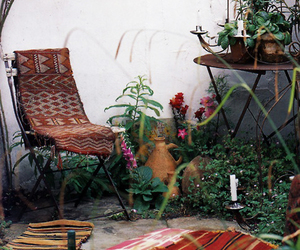garden and relax image