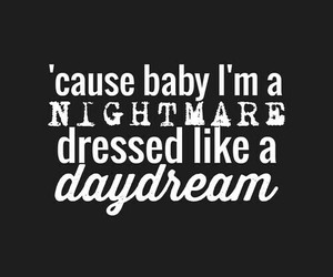 blank space, Taylor Swift, and daydream image