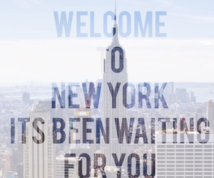 1989, new york, and welcome image