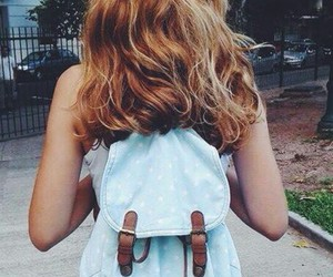 bags, girls, and girly image