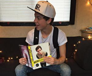 cute, austin mahone, and taylor caniff image