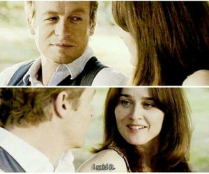 couple, the mentalist, and patrick jane image