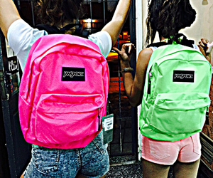 jansport and friends image