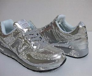glitter trainers image