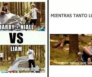 this is us, liam payne, and niall horan image