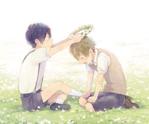 free, anime, and makoto image
