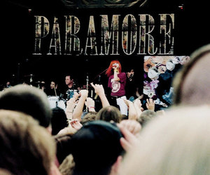 paramore, music, and love image
