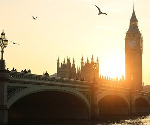 london, Big Ben, and photography image