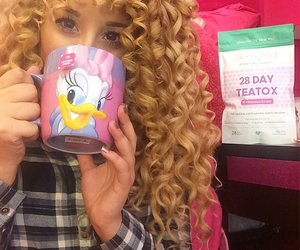 blonde, curly hair, and disney image