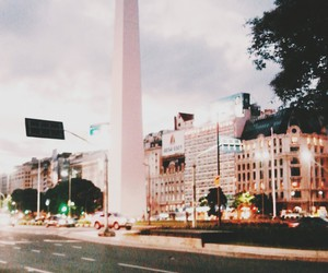 argentina, avenue, and buenos aires image