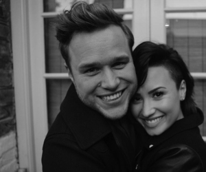 demi lovato, olly murs, and demi image