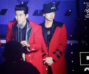 2PM, taecyeon, and wooyoung image