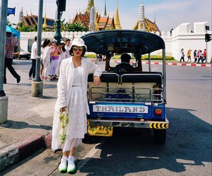 girl, thailand, and thai image