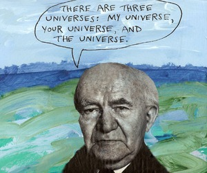 universe and quote image