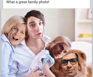family, lmfao, and youtube image