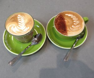 cafe, coffee, and dailybean image